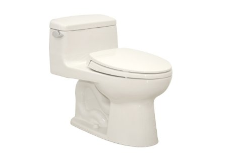Colonial White Toto Toilet