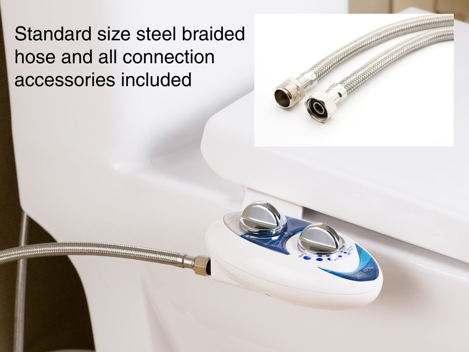 Luxe Bidet 120 Accessories