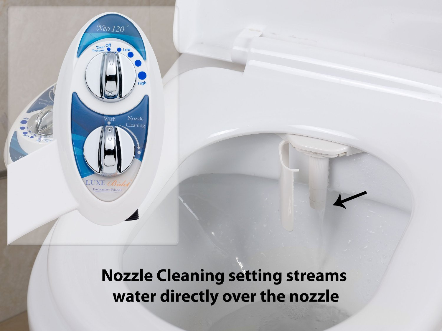 Luxe Bidet Neo 120 Toilet Attachment Review Toilet Review Guide