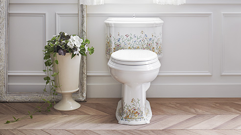 kohler english trellis toilet