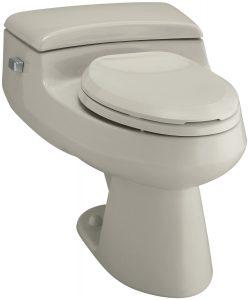kohler san raphael pressure lite toilet