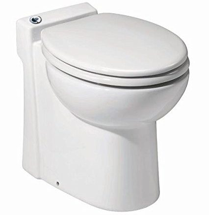 Beautiful Saniflo Sanicompact Toilet