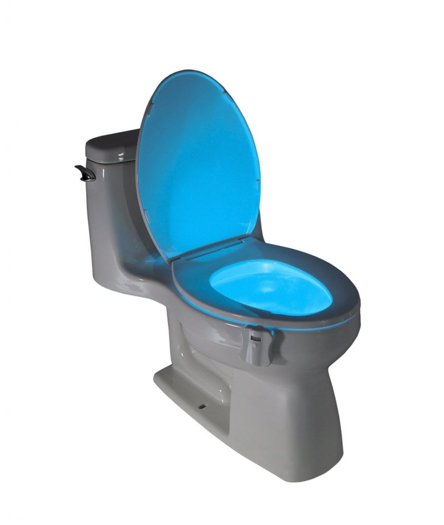 Best Light Up Toilet Seat Night Lights for 2017 | Toilet Review Guide