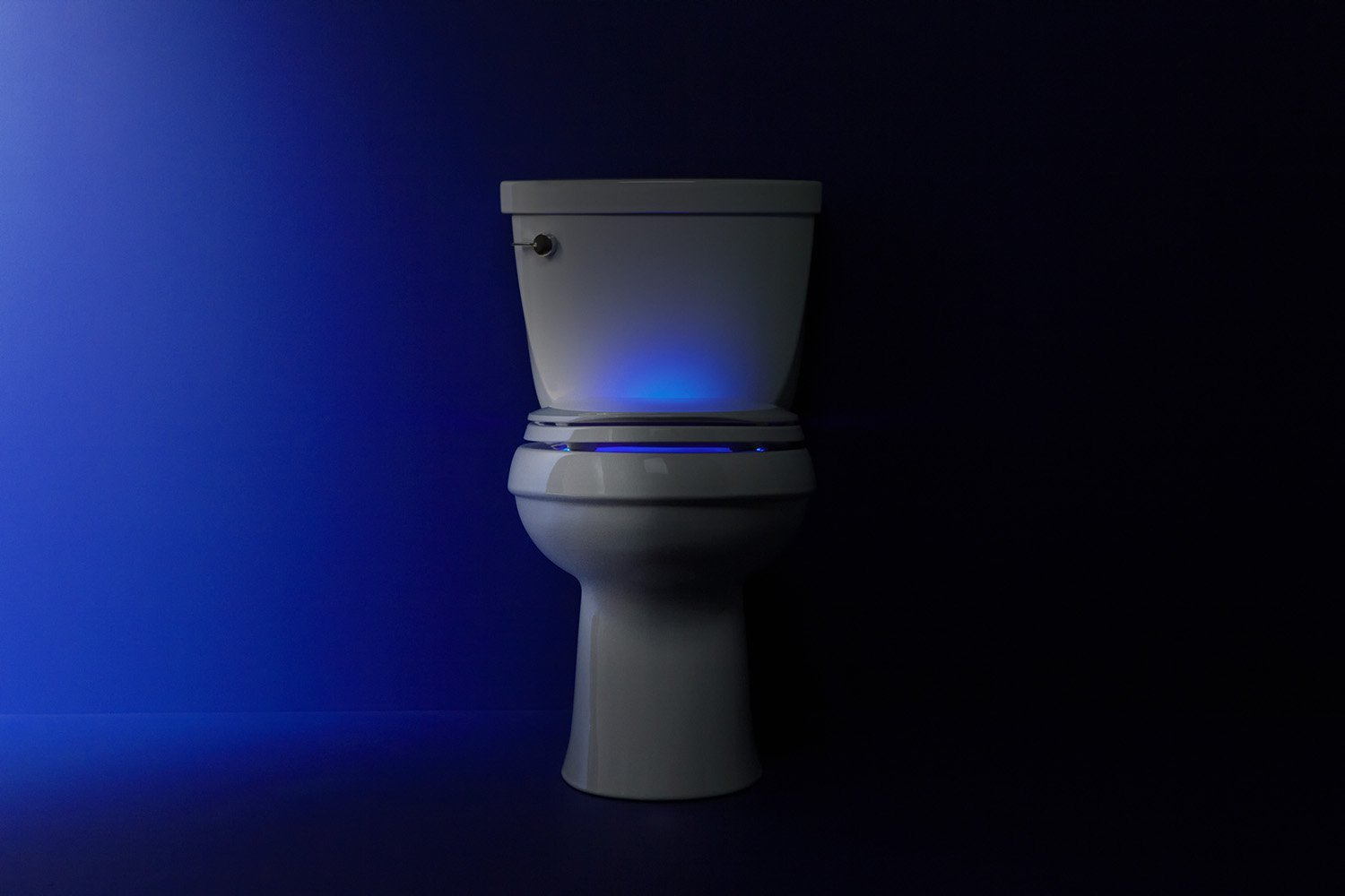 kohler lighted toilet seat