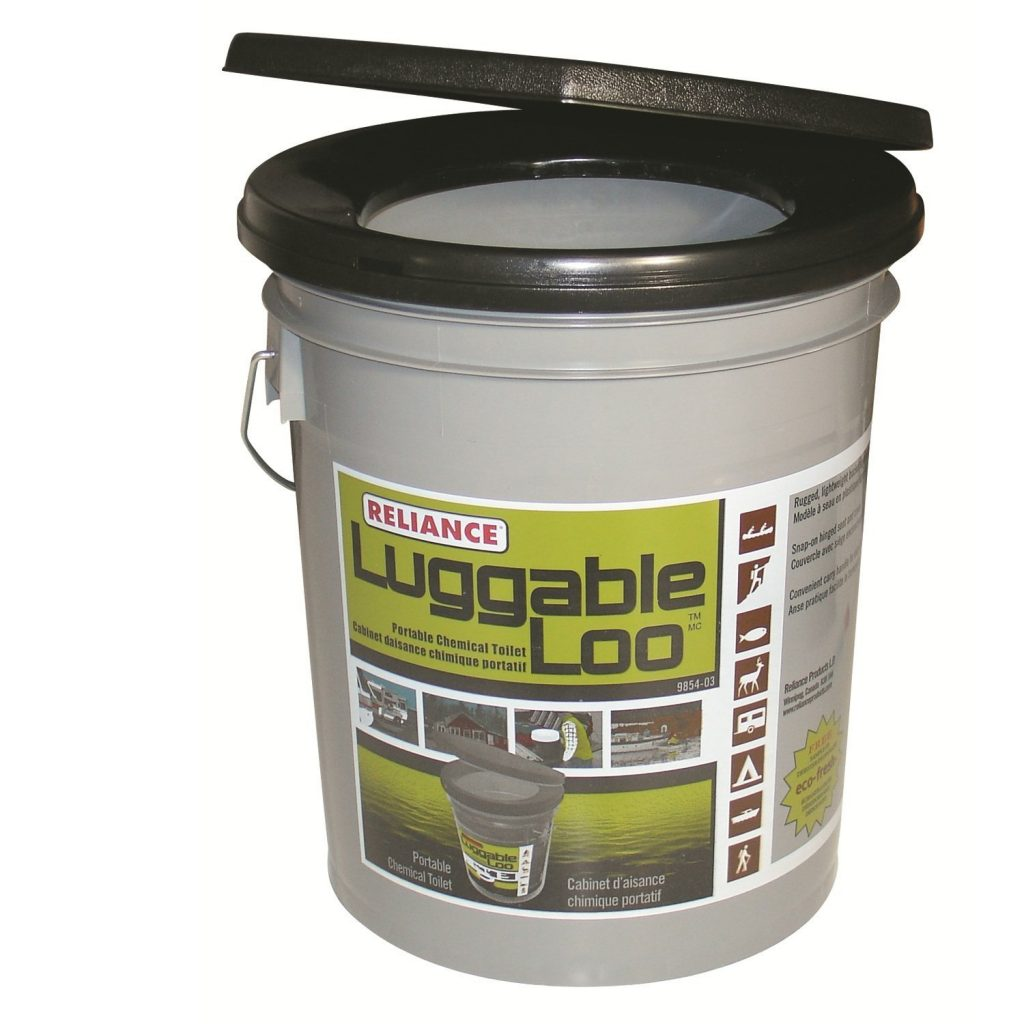 Reliance Luggable Loo Camping Toilet