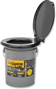 Luggable Camping Toilet