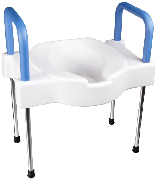 Wide Elevated Tall Ette Toilet Seat