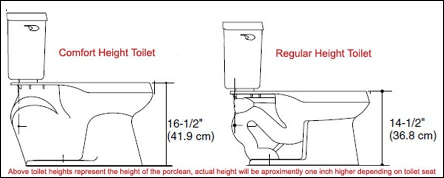 Toto Comfort Ultramax Right Height Seat