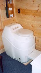 SunMar Excel Compost Toilet
