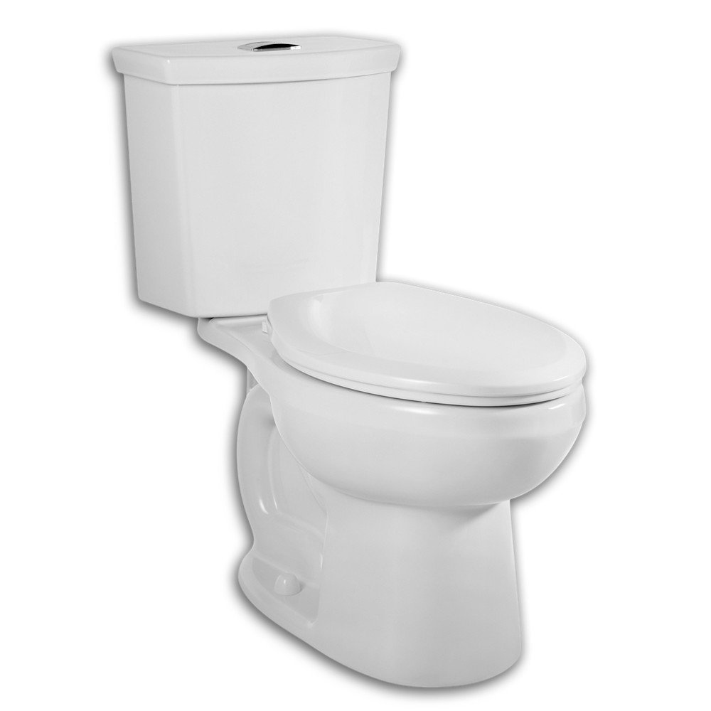 American standard h2option toilet