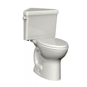 american standard cadet triangle toilet