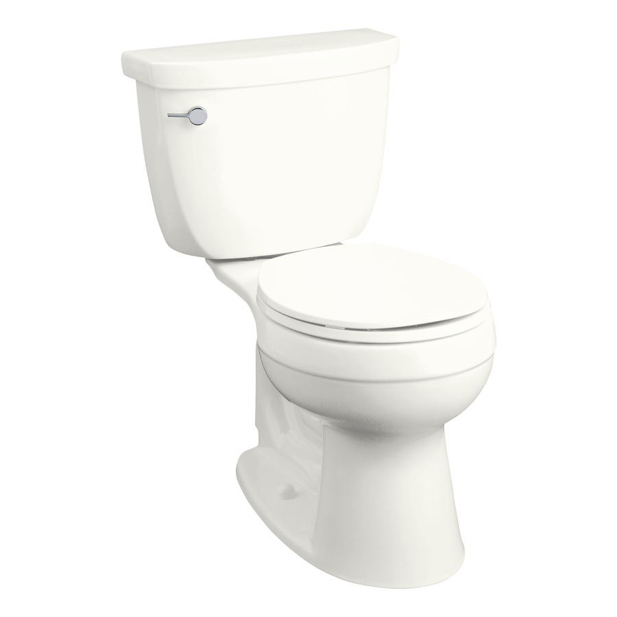 Best toilet on the market reviews - Kohler Cimarron Toilet