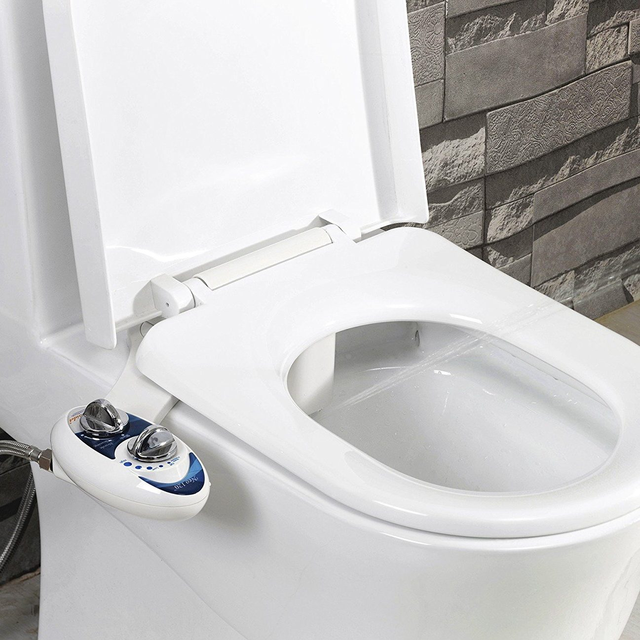 Pleasing Best Bidet Toilet Seat Attachment Reviews Toilet Review Guide Pabps2019 Chair Design Images Pabps2019Com