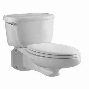 american standard glenwall mounted hanging toilet